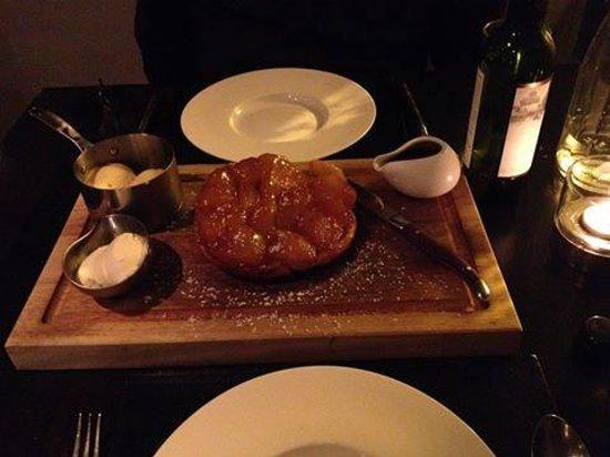 Mulcahy's Bar and Restaurant: Tarte Tatin