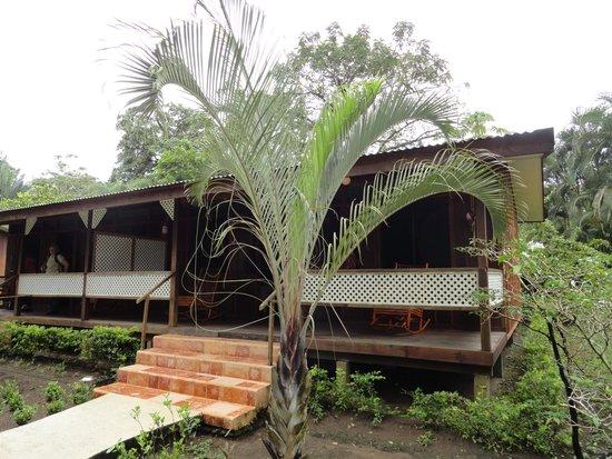 Mawamba Lodge: notre chambre
