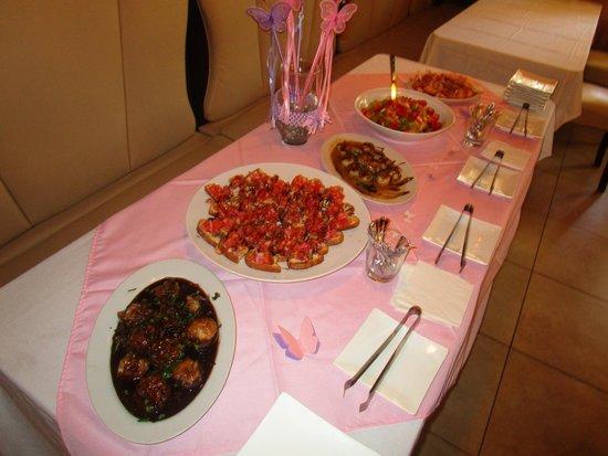 La Piazza Cafe : Appetizers