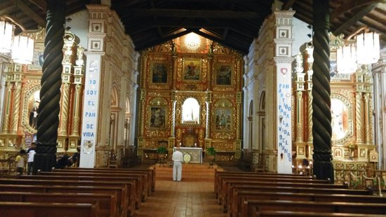 Jesuit Missions of the Chiquitos : Iglesia