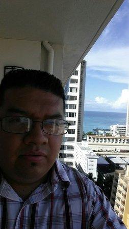 Vive Hotel Waikiki: Great view.