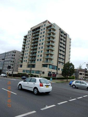 파라마타 왈도프 아파트 호텔 사진