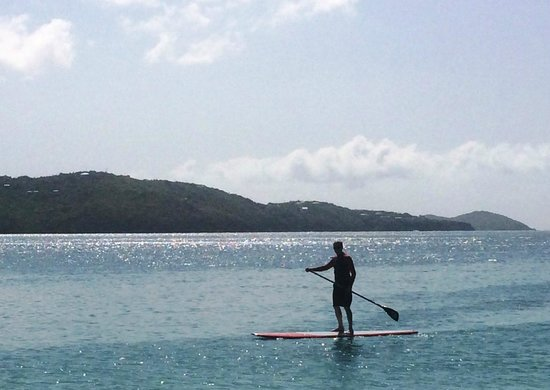 PADDLEBOARDING WITH WALK ON WATER