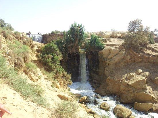 Al-Fayoum Oasis : Catarata Al Rayan en Oasis de Al Fayum