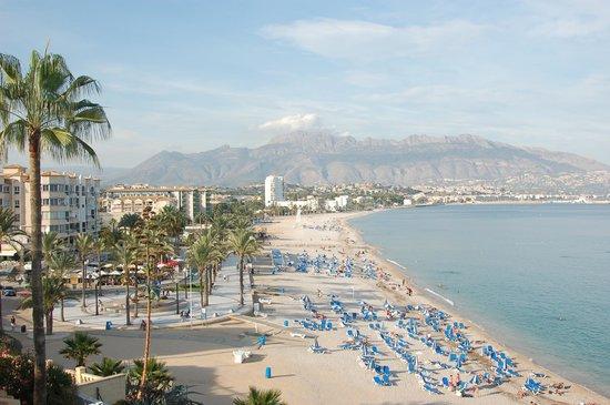 Hotel La Riviera: From Room 205