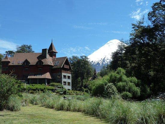 Petrohué Lodge : Traum-Lage