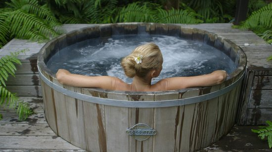 Capella Lodge: Capella Hot Tub