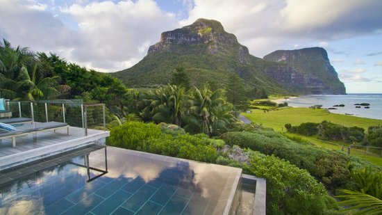 Capella Lodge : Spectacular Views