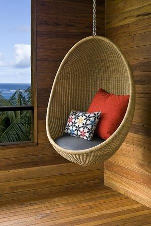 Capella Lodge: Makambo Loft Balcony
