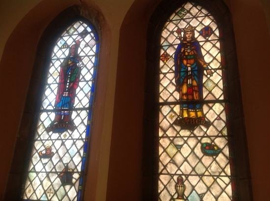 Peoria, IL: stain glass windows