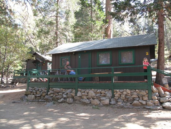 The Lodge at Angelus Oaks: Cabin #2