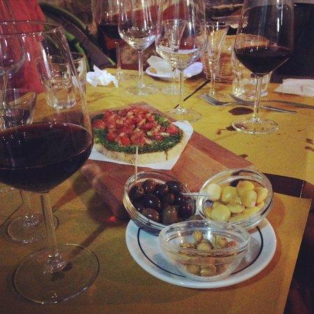 La Cantina dello Zio Bramante : Wine tasting
