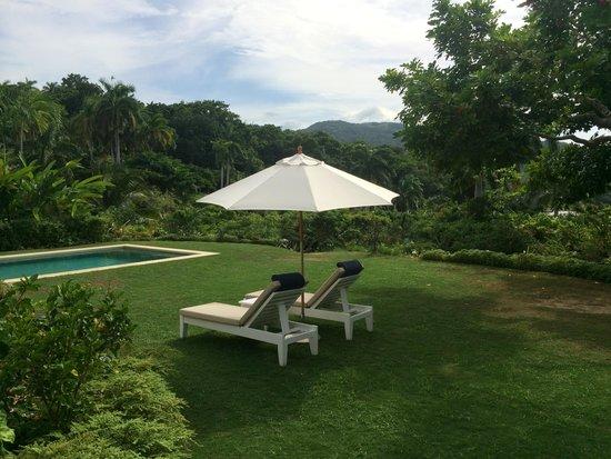 Round Hill Hotel & Villas : View
