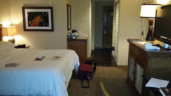 Sheraton Grand at Wild Horse Pass: Room 1040