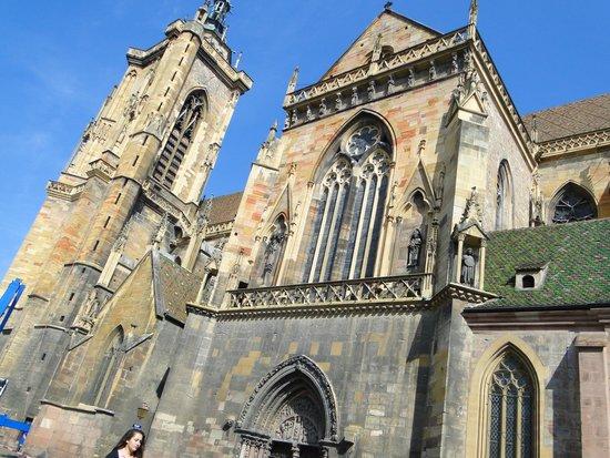 Église Saint-Martin : Fachada