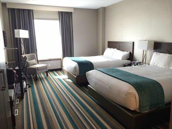 Hotel Blackfoot : Standard Two Queen Room