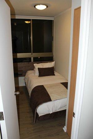 Apart Hotel Providencia: quarto