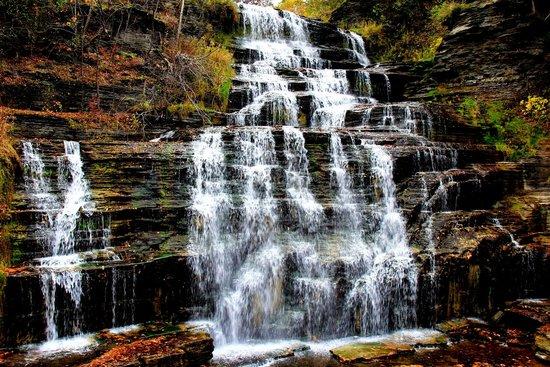 Hector Falls, Hector, NY: Hector Falls - October 2014