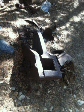 Skelton Lake : Skelton Creek Artifact