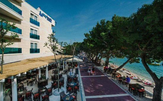 City Beach Apartments Makarska