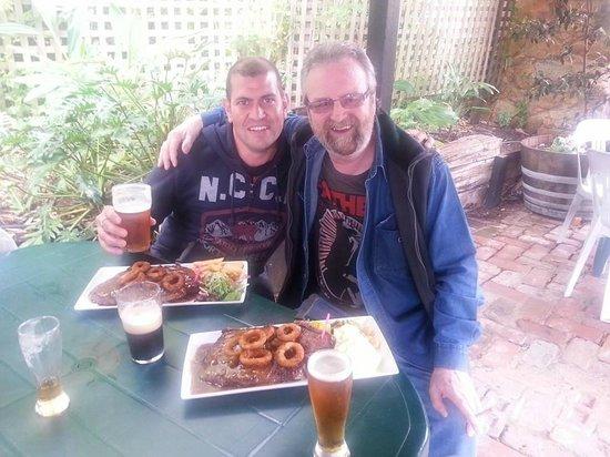 Bedfordale, Australia: yum lunch