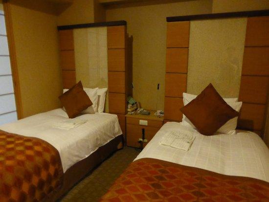 فندق نيوا طوكيو: Twin Room