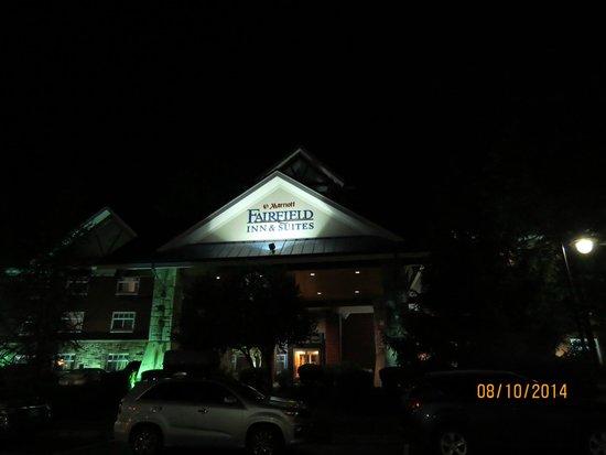 Fairfield Inn & Suites Gatlinburg North: Outside/exterior