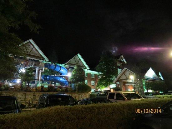 Fairfield Inn & Suites Gatlinburg North: Outside