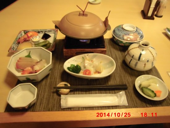 Reflet's Club Hakone Gora: 夕食