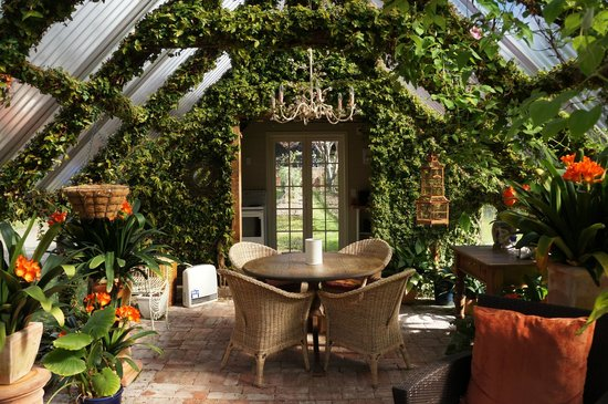 Retiro Park Lodge : Conservatory