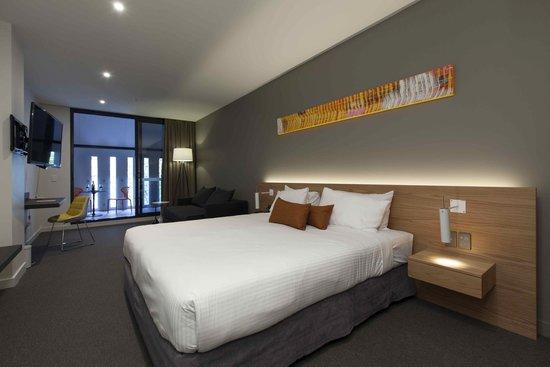 โรงแรมแจสเปอร์: Elizabeth Street Junior Suite