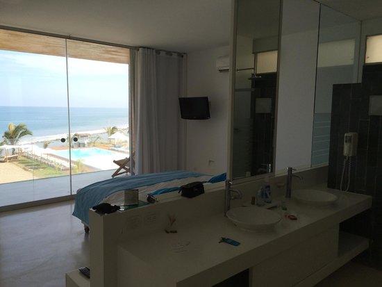 Mancora Marina Hotel: Room