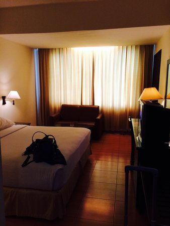 Grand Zuri Dumai: Room