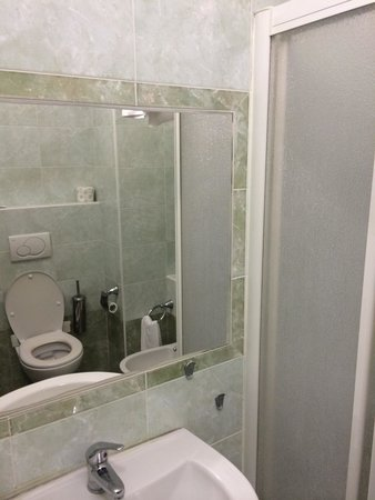Hotel Principi D'Acaja : Bagno