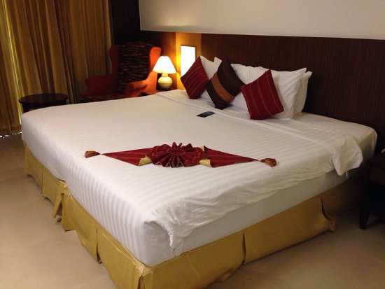 iCheck inn Mayfair Pratunam: clean and comfortable