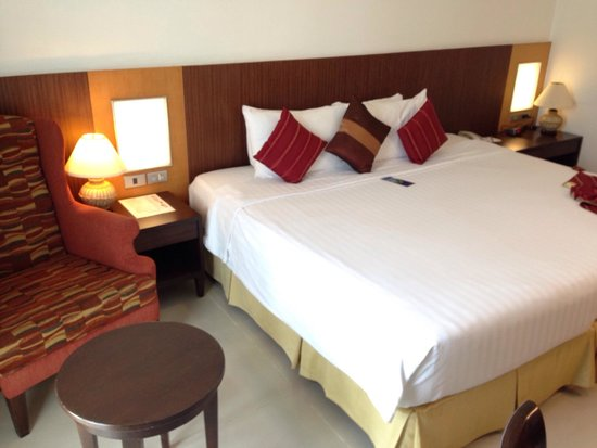 iCheck inn Mayfair Pratunam : clean and comfortable