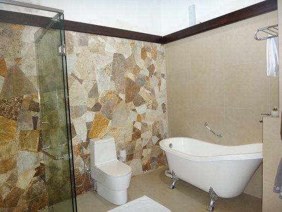 Mosvold Villa: Bathroom