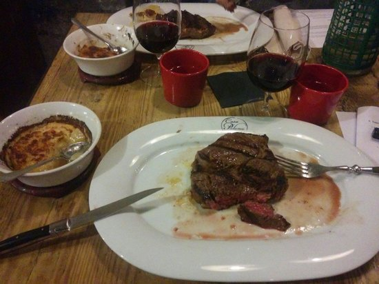 Casa Paloma: Steak