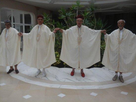 Golden Tulip Taj Sultan Resort: Mélange extraordinaire