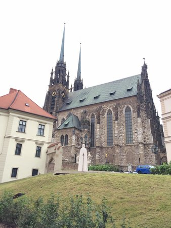 Cathedral of St. Peter and St. Paul: Cattedrale di San Pietro e Paolo Brno