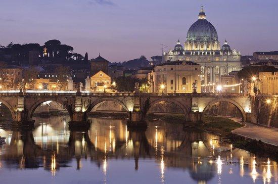 Roma Limousine Car Service - Tour: San Peter by night