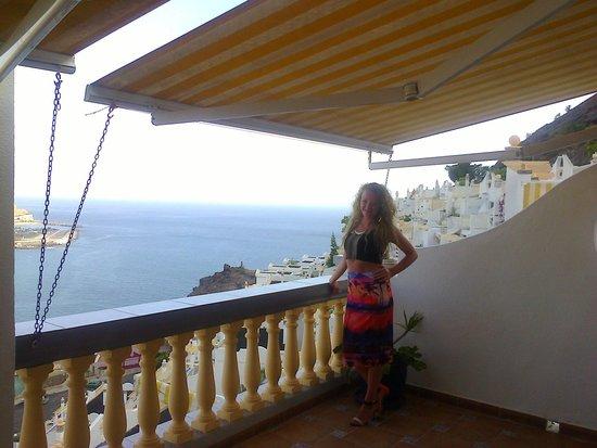 Monsenor Aparthotel: from balcony2