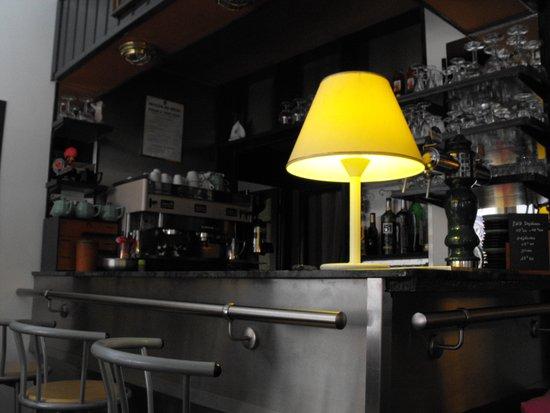 Saint Clair Hotel: Le bar
