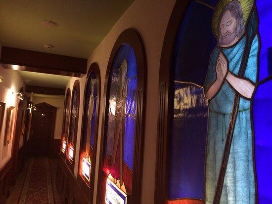 Hotel Royal Ricc: Corridoio terzo piano