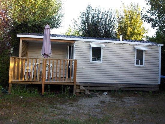 Camping La Forêt : O,Hara Mobile Home