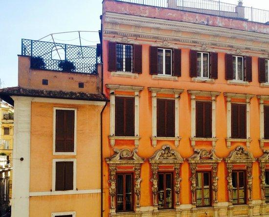 Hotel Trevi Collection: Vistas desde la habitación