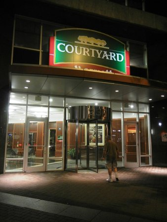 Courtyard Charlotte City Center: Courtyard by Marriott Charlotte City Center