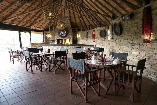 Valley Lodge & Spa: Lookout Boma