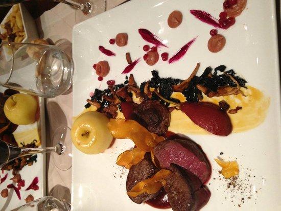 Cafe de Peney : Example of what I enjoyed..