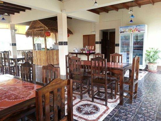 Smile Resort Chiangmai: Restaurant/ Bar